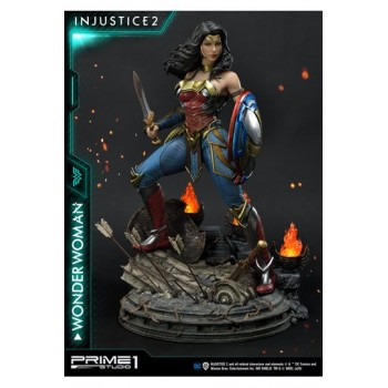 Injustice 2 Statue 1/4 Wonder Woman 52 cm