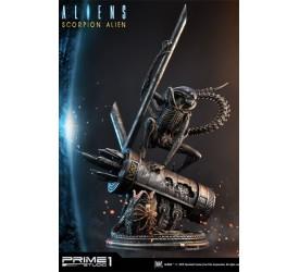 Alien: Comic Book Version Scorpion Alien 1:4 Scale Statue