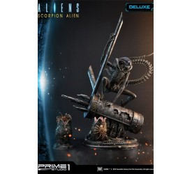 Alien: Comic Book Version Deluxe Scorpion Alien 1:4 Scale Statue