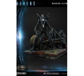 Aliens Premium Masterline Series Statue Warrior Alien Deluxe Version 67 cm