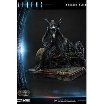 Aliens Premium Masterline Series Statue Warrior Alien Deluxe Version 67 cm