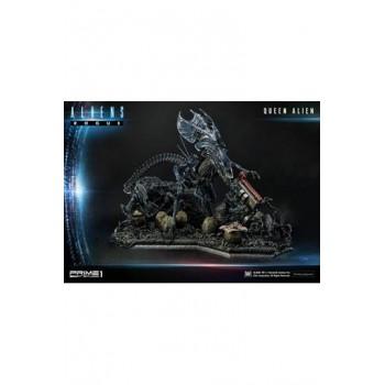 Aliens Premium Masterline Series Statue Queen Alien Battle Diorama 71 cm