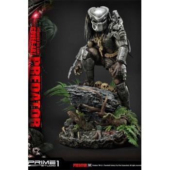 Predator Statue Big Game Cover Art Predator 72 cm
