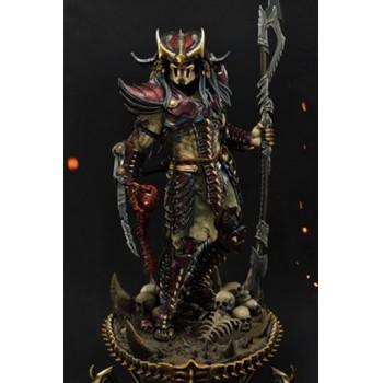 The Predator Statue Sengoku Predator 89 cm