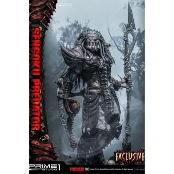 The Predator Statue Sengoku Predator Exclusive 89 cm