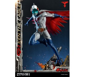 Gatchaman Ken the Eagle 1:4 Scale Statue