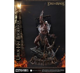 Lord of the Rings Statue 1/4 Uruk-Hai Berserker 93 cm