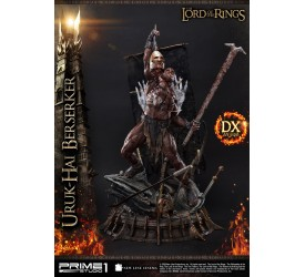 Lord of the Rings Statue 1/4 Uruk-Hai Berserker Deluxe Version 93 cm