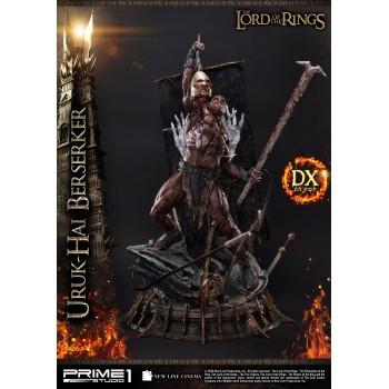 Lord of the Rings Statue 1/4 Uruk-Hai Berserker Deluxe Version 93 cm