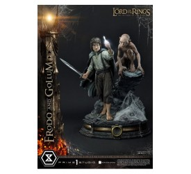 Lord of the Rings Statue 1/4 Frodo and Gollum 46 cm