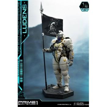 Kojima Productions Statue 1/4 Ludens 78 cm