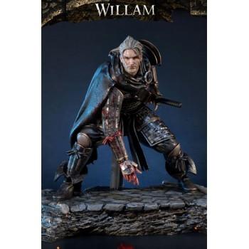 Nioh Statue 1/4 William 44 cm