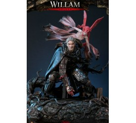 Nioh Statue 1/4 William Deluxe Version 61 cm