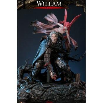 Nioh Statue 1/4 William Deluxe Version 61 cm