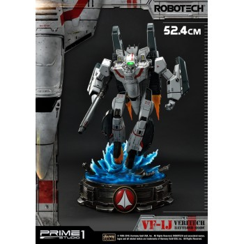 Robotech VF-1J Officers Veritech Battloid Mode Statue 52 cm