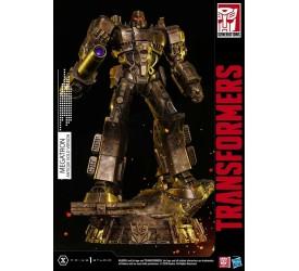 Transformers: G1 Statue Megatron Antique Gold 60 cm