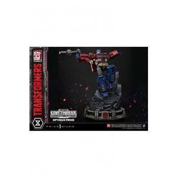 Transformers War for Cybertron Trilogy Statue Optimus Prime 89 cm