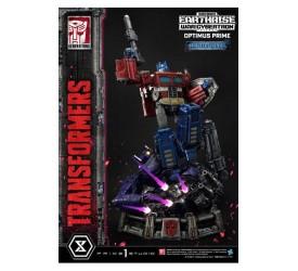 Transformers War for Cybertron Trilogy Statue Optimus Prime Ultimate Version 90 cm