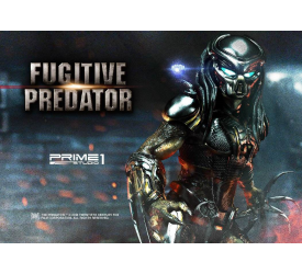 The Predator Fugitive Predator 1:4 Scale Statue