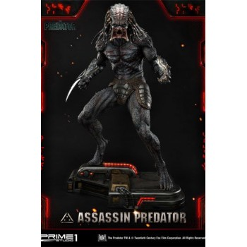 The Predator Statue 1/4 Assassin Predator 93 cm