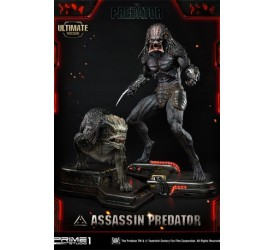 The Predator Statue 1/4 Assassin Predator Ultimate Version 93 cm