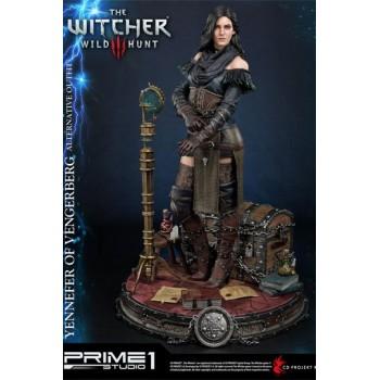 Witcher 3 Wild Hunt Statue Yennefer of Vengerberg Alternative Outfit 51 cm