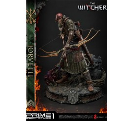 The Witcher 2 Assassins of Kings Statue Iorveth 50 cm
