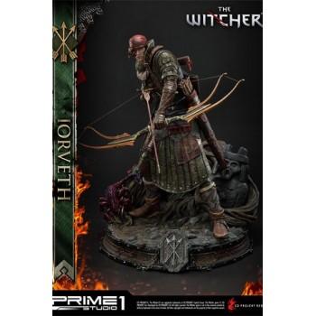 The Witcher 2 Assassins of Kings Statue Iorveth 50 cm