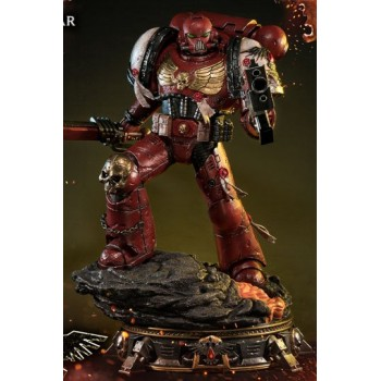 Warhammer 40K Dawn of War III Statue Space Marine Blood Ravens 72 cm