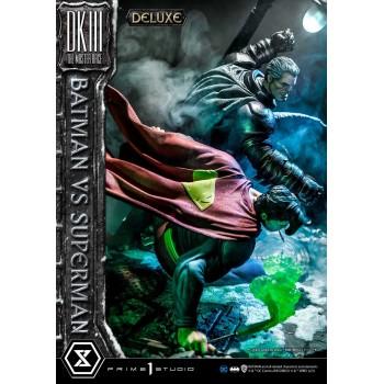 DC Comics Statue Batman Vs. Superman (The Dark Knight Returns) Deluxe Version 110 cm