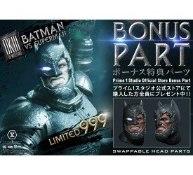 DC Comics Statue Batman Vs. Superman (The Dark Knight Returns) Deluxe Bonus Version 110 cm
