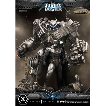 DC Comics Statue Justice Buster by Josh Nizzi Ultimate Version 88 cm