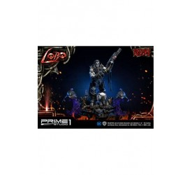 Injustice Gods Among Us Statue 1/3 Lobo Deluxe Version 98 cm