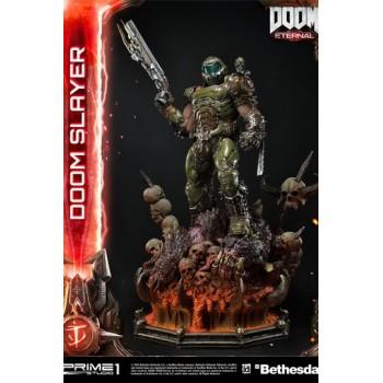 Doom Eternal Statue Doom Slayer 108 cm