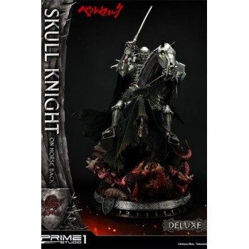 Berserk Statue 1/4 Skull Knight on Horseback Deluxe Version 98 cm
