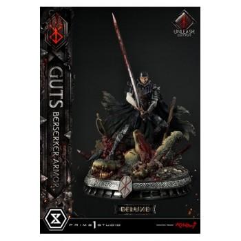 Berserk Statue 1/4 Guts Berserker Armor Unleash Edition Deluxe Version 91 cm