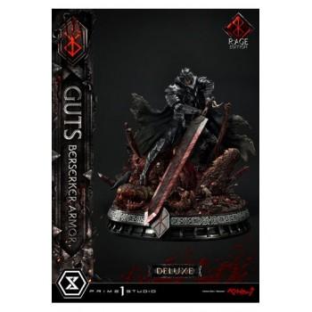 Berserk Statue 1/4 Guts Berserker Armor Rage Edition Deluxe Version 67 cm