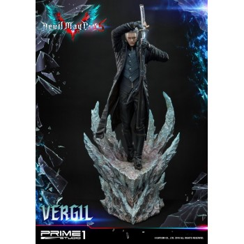 Devil May Cry 5 Vergil Statue 77 cm
