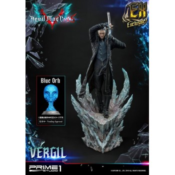Devil May Cry 5 Vergil Statue Exclusive Version 77 cm