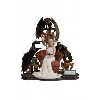 Game of Thrones Statue 1/4 Daenerys Targaryen Mother of Dragons 60 cm