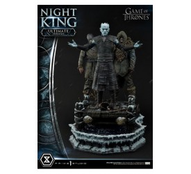 Game of Thrones Statue 1/4 Night King Ultimate Version 70 cm