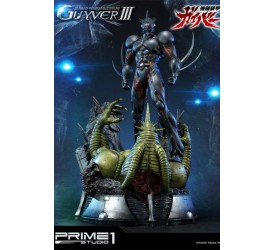 Guyver The Bioboosted Armor 1/4 Statue Guyver III 82 cm