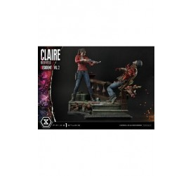 Resident Evil 2 Statue Claire Redfield 55 cm