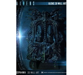 Aliens 3D Wall Art 50 CM