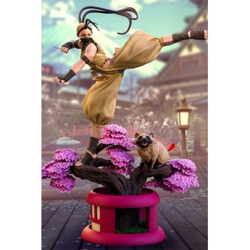Street Fighter Ultra Statue 1/4 Ibuki Retail Version 66 cm