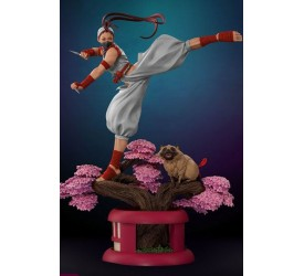 Street Fighter Ultra Statue 1/4 Ibuki PCS Player 2 Exclusive 66 cm