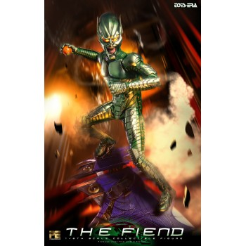 TOYS ERA The Fiend 1/6 Scale Action Figure Deluxe Version