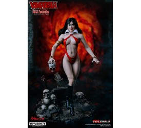 TBLeague Vampirella SHCC Exclusive 1/6th Scale Action Figure