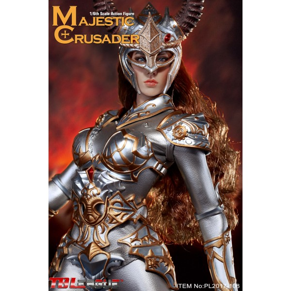 Tbleague Majestic Crusader 1 6th Scale Action Figure