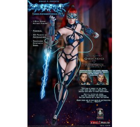 TBLeague Tricity 1/6th Scale Action Figure (Super Deluxe Exclusive)